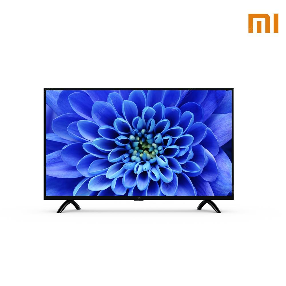 Xiaomi Mi LED TV Smart 32inch HDR Android 9.0 TV--Black