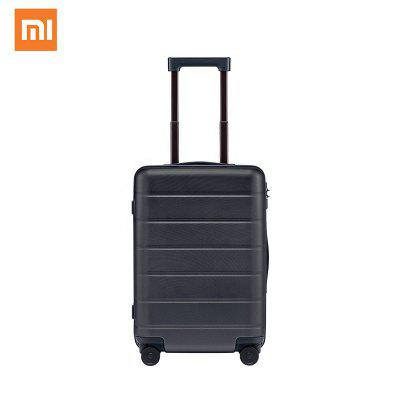 Xiaomi 20 Inch Travel Luggage Business Carry on Suitcase Spinner Wheel Smart TSA Lock Black-Germany