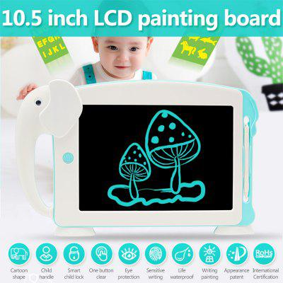 10.5 Inch LCD Rewritable Writing Tablet
