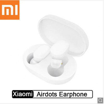 Xiaomi Mi Airdots Tws Bluetooth Earphones Wireless In Ear Earbuds Earphone Youth Version Global Buy At The Price Of 32 98 In Gearbest Com Imall Com