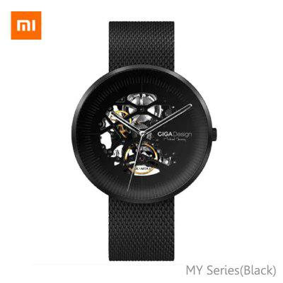 XIAOMI MI CIGA Design Mechanical Watch  MY Series  Chinese Version Image