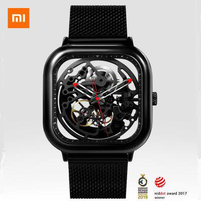XIAOMI MI CIGA Design Hollowed-out Mechanical Watch  Chinese Version Image