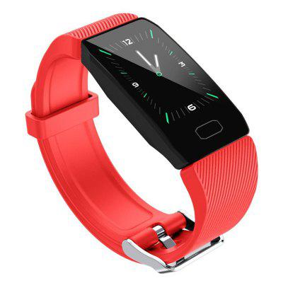 Q1 1.14 Inch Color Screen Smart Bracelet Health Monitoring Multi-Function Sports Waterproof Bracelet