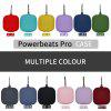 Powerbeats pro protective cover wireless Bluetooth headset bag charging box silicone case