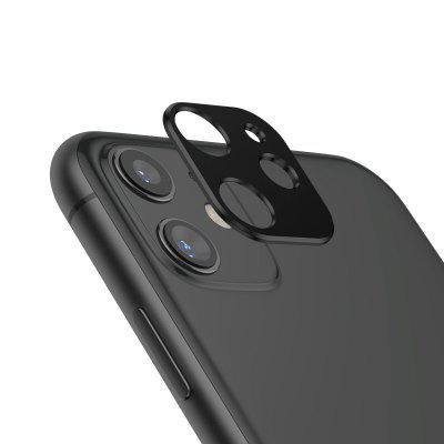 Camera Lenses Protector Cover For iPhone 11 Pro Max Bumper Ring Metallic Mobile Phone Protector