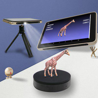 Desktop Smart Touchscreen 3D Scanner Tanso S1 with HD Projection Preview Super-Thin Portable