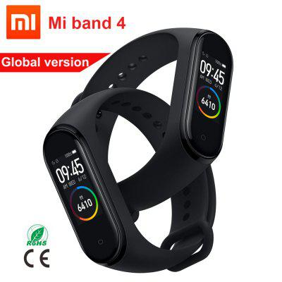 Xiaomi Mi Band 4 Smart Bracelet Bluetooth 5.0 Waterproof Sports Smartwatch - International Version