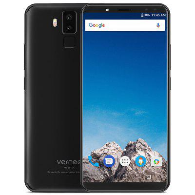 Vernee X X1 4G Phablet 6.0 inch Android 7.1 MTK6763 2.0GHz Octa Core 6GB RAM 128GB ROM Image