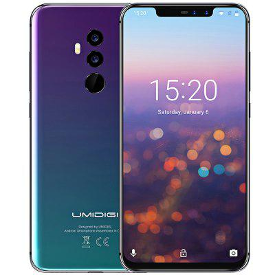 UMIDIGI Z2 4G Phablet 6.2 inch Android 8.1 MTK6763 Octa Core 2.0GHz 6GB RAM 64GB ROM Image
