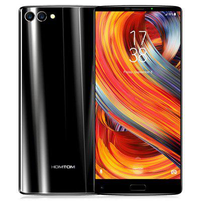 HOMTOM S9 Plus 4G Phablet 5.99 inch Android 7.0 MTK6750T Octa Core 1.5GHz 4GB RAM 64GB ROM Image