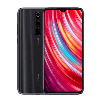Xiaomi Redmi Note 8 Pro MIUI 10 4G Smartphone Global Version 6GB RAM 128GB ROM Mineral Grey Image