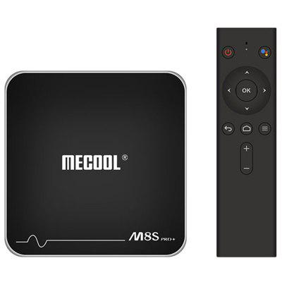 MECOOL M8S PRO PLUS Android TV OS TV Box Amlogic S905W Android 7.1 2GB RAM 16GB ROM