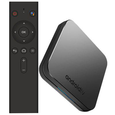 MECOOL KM9 TV Box Amlogic S905X2 Android 8.1 100Mbps BT4.1 Support 4K H.265