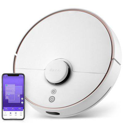 360 S7 Laser Navigation Robot Vacuum Cleaner with SLAM Route Planning