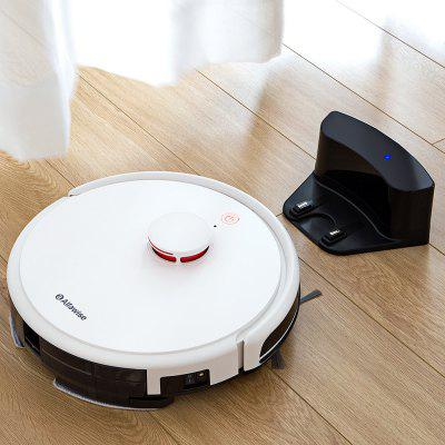 Alfawise V9S BL517 Laser Navigation Robot Vacuum Cleaner Smart Mop Support Google Home