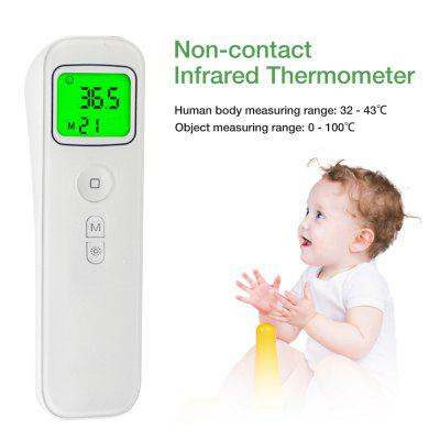 Non-contact Infrared Electronic Thermometer for Body Forehead Object