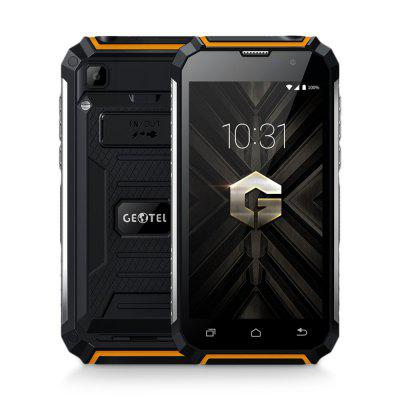 GEOTEL G1 5-inch 3G Smartphone 2GB RAM 16GB ROM MTK6580A 4-core 1.3GHz Water-resistant Charger Image