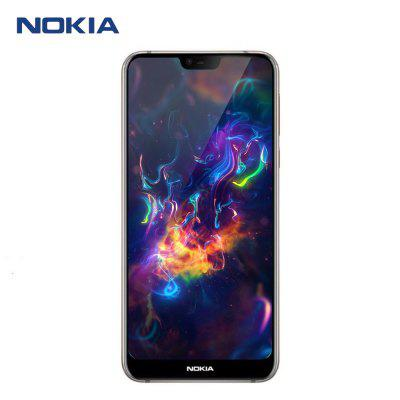 Nokia 7.1 4G Smartphone Android 9.0 Pie 4GB RAM 64GB ROM 5.84-inch HD Screen 3060mAh Battery Image