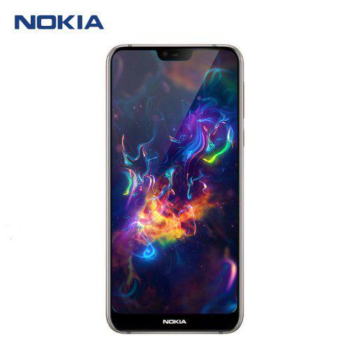 Nokia 7.1 4G Smartphone Android 9.0 Pie 4GB RAM 64GB ROM 5.84-inch HD Screen 3060mAh Battery - Silver