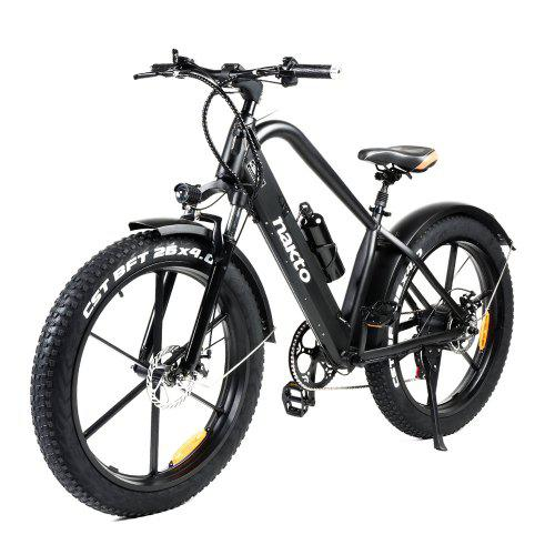 NAKTO Electric Bicycle GYL019 500W 48V Electric Bicycle Lithium Battery Power 25km per Hour
