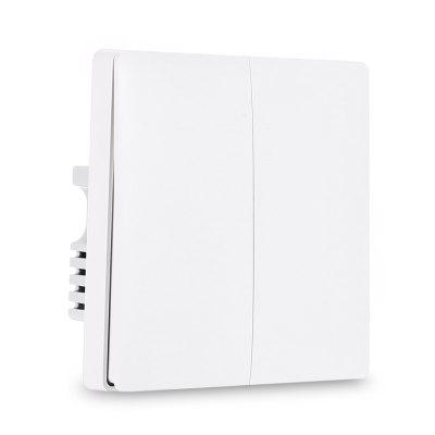 Aqara QBKG03LM Wandschalter Smart Light Control ZigBee Version Xiaomi Ökosystemprodukt