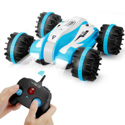 YED 1804 2.4GHz 6-channel Amphibious Car 360-degree Rotation Stunt Vehicle Toy