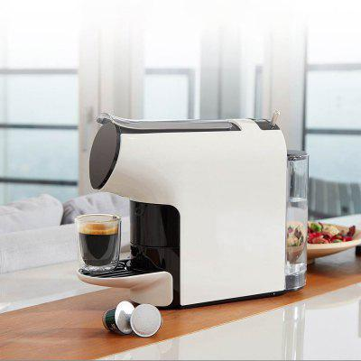 Portable Capsule Coffee Espresso Machine Household Office Coffeemaker for Home