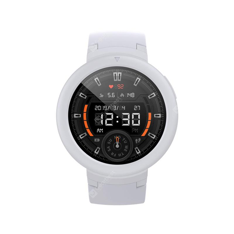 Amazfit Verge Lite Waterproof Bluetooth Sports Smartwatch Global Version - Xiaomi Ecosystem Product - White Hong Kong【HK】 - 73.59€