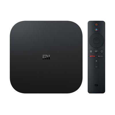 Original Xiaomi Mi TV Box S 4K HDR Android TV 8.1 Ultra HD 2G 8G WIFI Google Cast Netflix Set top