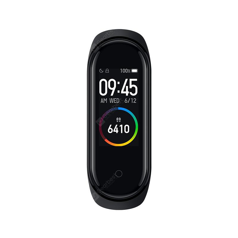 Xiaomi MI Band 4 Smart Bracelet Color Screen CN Version - Black Hong Kong【HK】