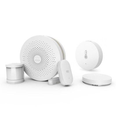Set di sensori intelligenti Xiaomi 5 in 1 Smart Set presa sensore senza fili Mi Sensor