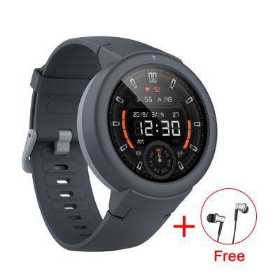 Amazfit Verge Lite Bluetooth Sports Smartwatch-Get Mi In-Ear Headphones - Xiaomi Ecosystem Product Image