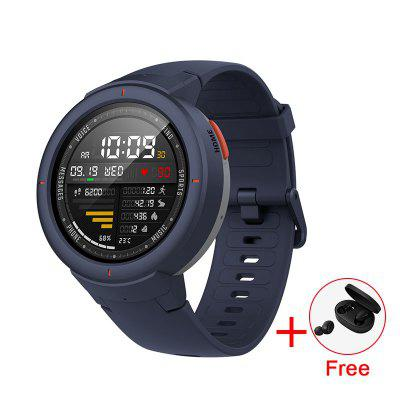 Amazfit Verge Smart Watch Bluetooth Sports Smartwatch-Get Redmi AitDots - Xiaomi Ecosystem Product Image