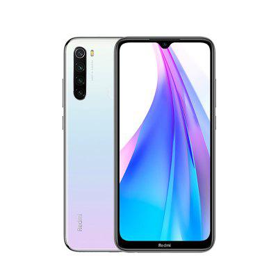 Xiaomi Redmi Note 8T Snapdragon 665 Octa Core 3GB RAM 32GB ROM 4000mAh Battery Global Version Image