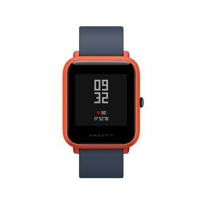 Original AMAZFIT Bip Heart Rate Monitor Smart Watch Global Version - Xiaomi Ecosystem Product Image