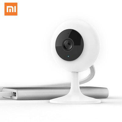 Telecamera IP CCTV a 360 ° con visione notturna a infrarossi WIFI wireless 720P Xiaomi HD Smart Camera