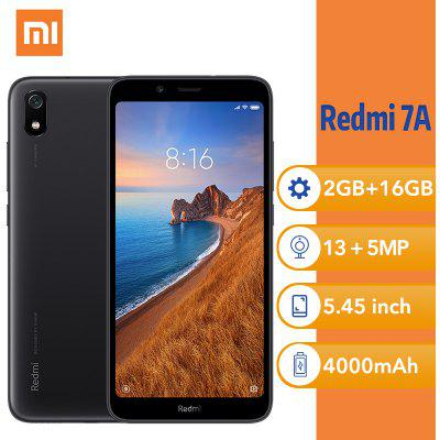 Xiaomi Redmi 7A 2GB 16GB 7 A Cellphone Snapdargon 439 Octa core 4000mAh 12MP Camera 5.45Inch