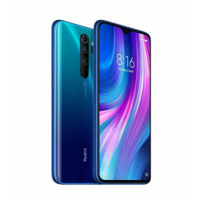 Xiaomi Redmi Note 8 Pro 6.53Inch Smartphone Global Version 6GB 128GB Helio G90T Octa Core 4500mAh Image