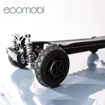 Ecomobl-M24A 2WD 5200W Electric Off Road Skateboard Max Range 25 Miles Top Speed 28 MPH Suspension