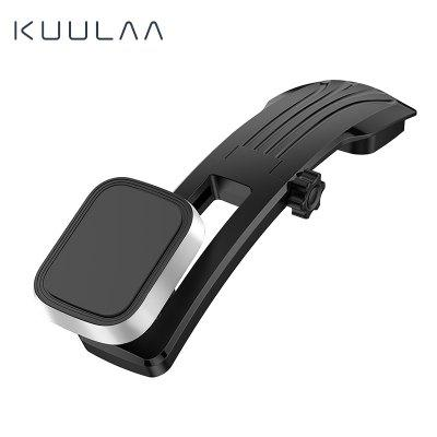 KUULAA Magnetic Car Phone Holder Dashboard Paste Car Holder Stand for iPhone Samsung