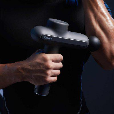 Yunmai Pro Percussive Massage Gun - An Effective Massage Tool Worth Every Penny, Great for Sports Enthusiasts or Athletes to Relieve Muscle Strain!