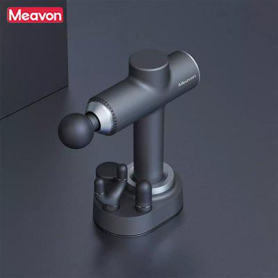 Meavon Massage gun  Deep Muscle Relaxation  3 Modes Body  massager with Charging base