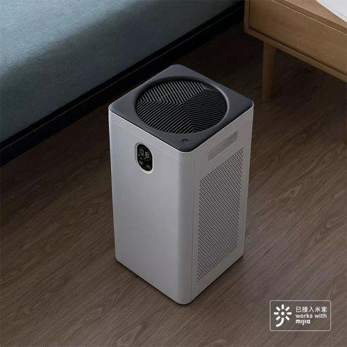 Miwhole MIX Air purifier Mijia APP Controll  Remote Control Low Noise Laser Particle Sensor LED Display