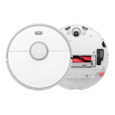 Roborock S5 Max Laser Navigation Robot Wet And Dry Vacuum Cleaner Free Delivery  3 Heads Usb Charging Line