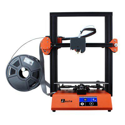 J2 Half-Diy Kit 3D Printer Home Quasi-industrial LCD Color Screen  Desktop 3D Stereo Printer
