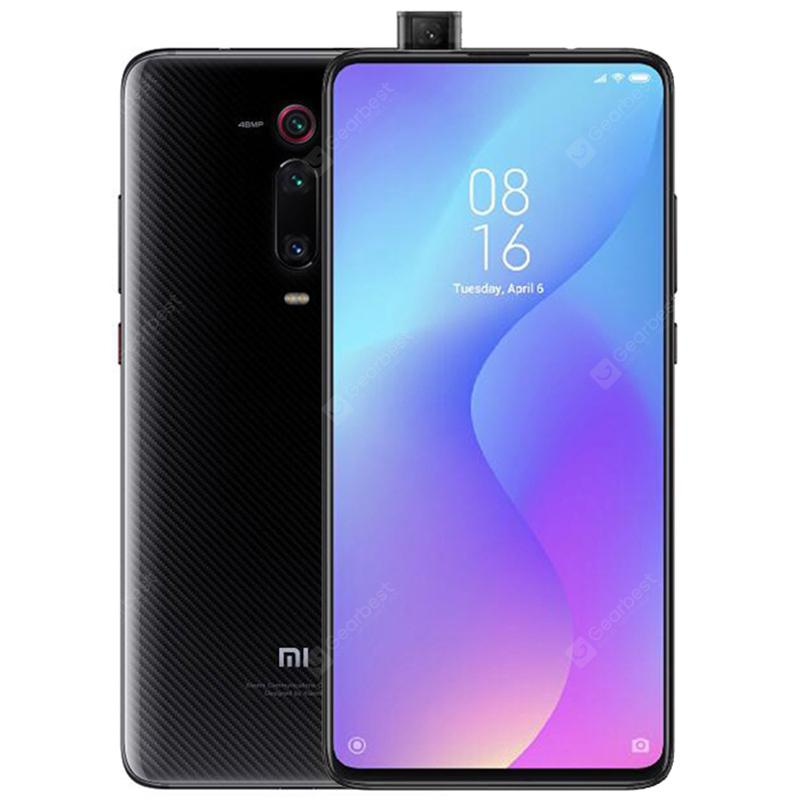 Xiaomi Mi 9T 4G Phablet 6.39 inch Smartphone Snapdragon 730 Octa Core Global Version - Black 6GB 128GB
