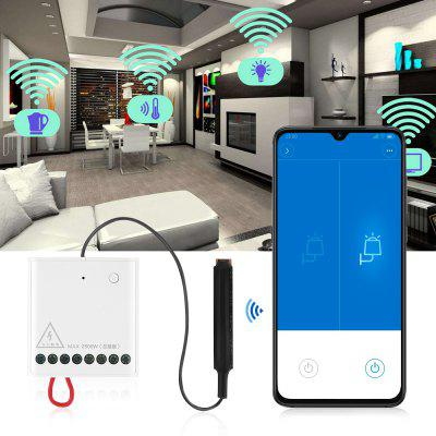 AQara Two-way Module Smart Setting APP Control for Home Security