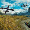 Flymax 2 WiFi Quadcopter  2.4G FPV Streaming Wide Angle HD Camera RC Quadcopter Drone