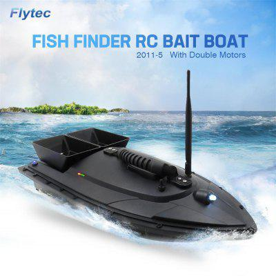 Flytec Intelligent Remote Control Nesting Boats Locating Fish Positioning 0205