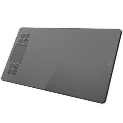A50 Digital Tablet Drawing Panel 0.9cm Ultra-thin 8192 Pressure Sensitivity